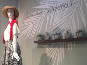 JR名古屋高島屋 summer collection 2015